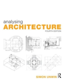 Analysing Architecture, Paperback Book