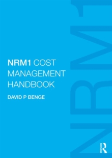 NRM1 Cost Management Handbook, Paperback / softback Book