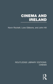 Cinema and Ireland, Hardback Book
