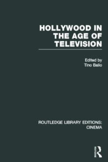 Hollywood in the Age of Television, Hardback Book