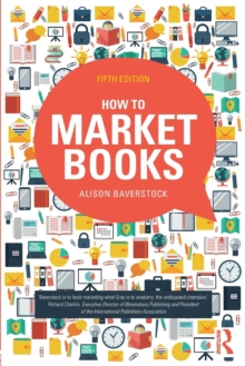 How to Market Books, Paperback Book