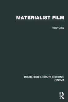 Materialist Film, Hardback Book