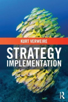 Strategy Implementation, Paperback Book