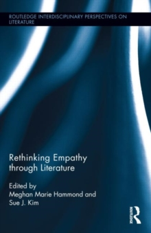 Rethinking Empathy through Literature, Hardback Book
