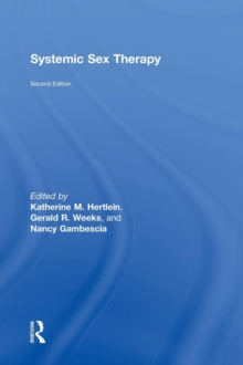 Systemic Sex Therapy, Hardback Book