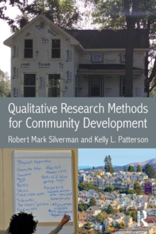 Qualitative Research Methods for Community Development, Paperback / softback Book