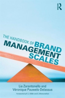The Handbook of Brand Management Scales, Paperback / softback Book