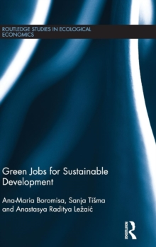 Green Jobs for Sustainable Development, Hardback Book