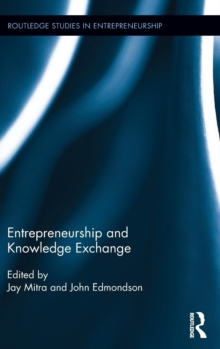 Entrepreneurship and Knowledge Exchange, Hardback Book