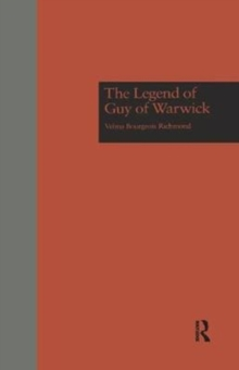 The Legend of Guy of Warwick, Paperback / softback Book