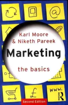 Marketing: The Basics, Paperback / softback Book