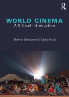 World Cinema : A Critical Introduction, Paperback / softback Book