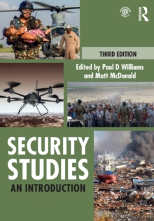 Security Studies : An Introduction, Paperback Book