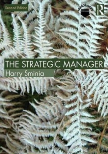The Strategic Manager, Paperback Book