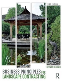 Business Principles for Landscape Contracting, Paperback / softback Book