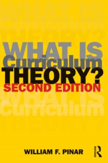 What is Curriculum Theory?, Paperback Book