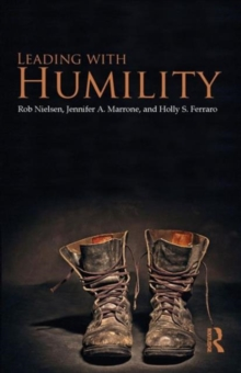 Leading with Humility, Paperback / softback Book
