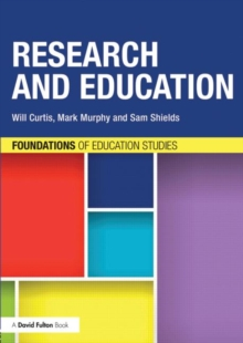 Research and Education, Paperback / softback Book