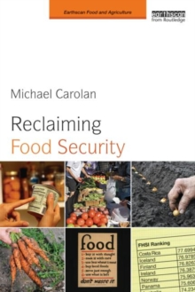 Reclaiming Food Security, Paperback / softback Book