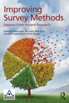 Improving Survey Methods : Lessons from Recent Research, Paperback / softback Book