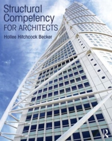 Structural Competency for Architects, Paperback / softback Book