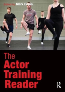 The Actor Training Reader, Paperback / softback Book