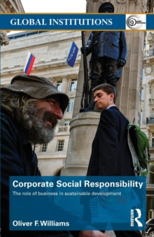 Corporate Social Responsibility : The Role of Business in Sustainable Development, Paperback / softback Book