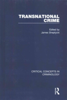 Transnational Crime, Hardback Book