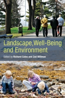 Landscape, Well-Being and Environment, Paperback / softback Book