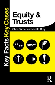 Equity and Trusts, Paperback Book