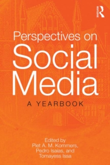 Perspectives on Social Media : A Yearbook, Paperback / softback Book