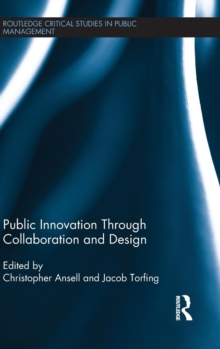 Public Innovation through Collaboration and Design, Hardback Book