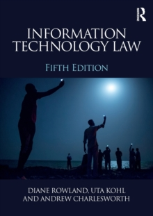Information Technology Law, Paperback / softback Book