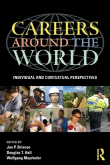 Careers around the World : Individual and Contextual Perspectives, Paperback / softback Book