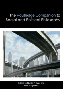 The Routledge Companion to Social and Political Philosophy, Hardback Book