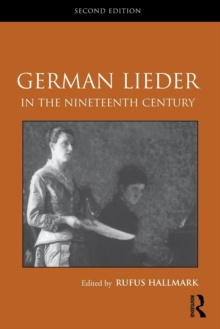 German Lieder in the Nineteenth Century, Paperback / softback Book