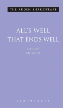 """All's Well That Ends Well"", Hardback Book"