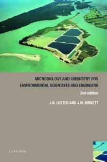 Microbiology and Chemistry for Environmental Scientists and Engineers, Paperback Book