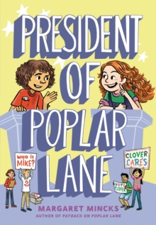 President Of Poplar Lane, Hardback Book