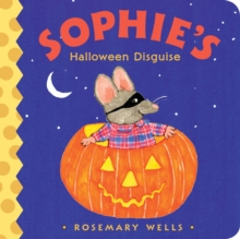 Sophie's Halloween Disguise, Board book Book