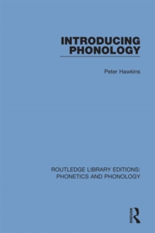 Introducing Phonology, PDF eBook