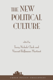 The New Political Culture, EPUB eBook