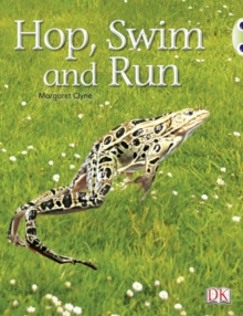 BC NF Pink A Hop, Swim and Run, Paperback / softback Book