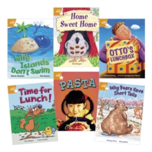 Learn at Home:Star Reading Orange Level Pack (5 fiction and 1 non-fiction book), Mixed media product Book