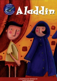 Navigator: Aladdin Guided Reading Pack, Paperback / softback Book