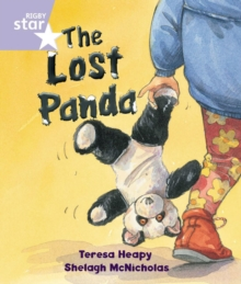 Rigby Star Guided Reception, Lilac Level: The Lost Panda Pupil Book (single), Paperback / softback Book