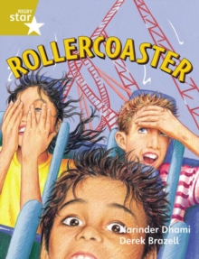 Rigby Star Guided 2 Gold Level: Rollercoaster Pupil Book (single), Paperback / softback Book