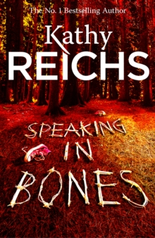 Speaking in Bones, Hardback Book