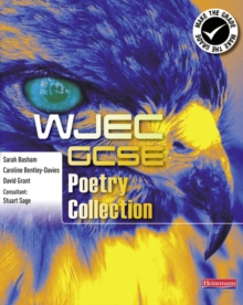 WJEC GCSE Poetry Collection Student Book, Paperback Book