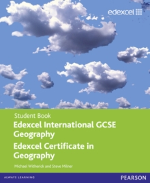 Edexcel International GCSE Geography Student Book with ActiveBook CD, Mixed media product Book